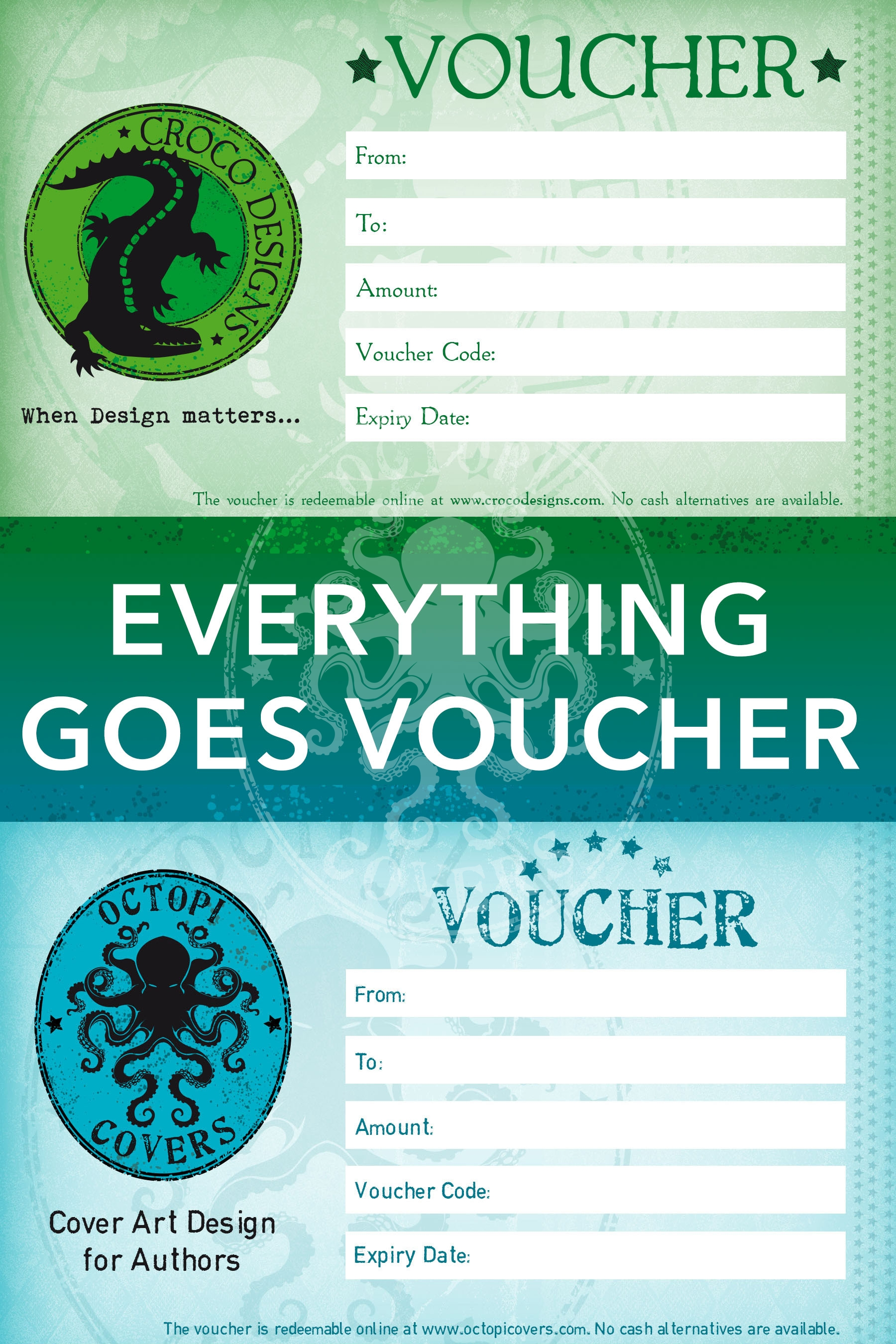 Everything Goes Voucher