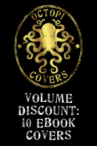 Volume Discount 10 Ebook Covers