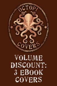 Volume Discount 3 Ebook Covers