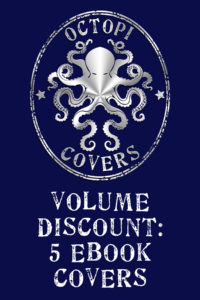 Volume Discount 5 Ebook Covers