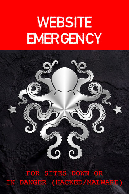 Website Emergency