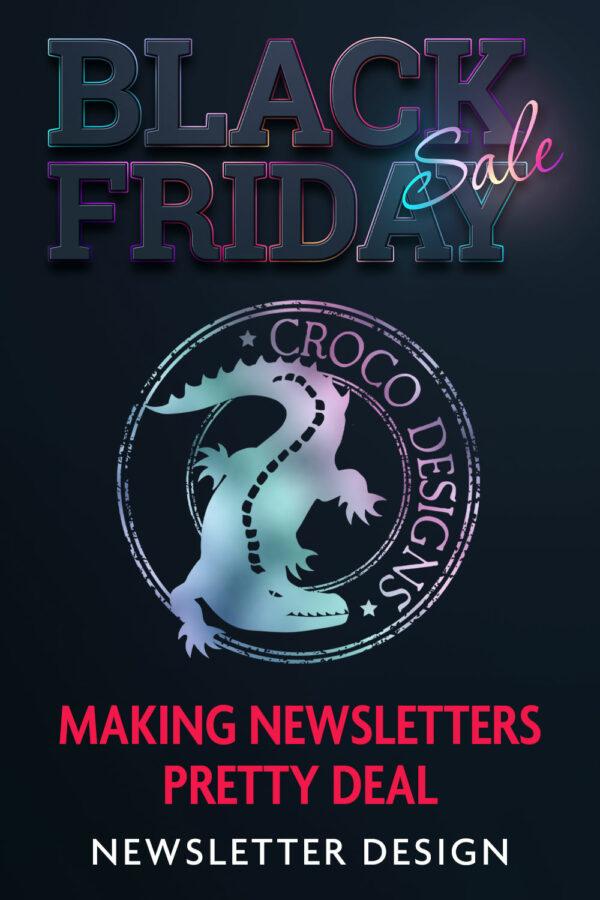 Black Friday Newsletter Deal 2020
